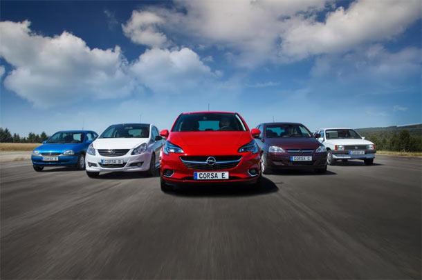 Opel Corsa E: 12,3 miliona primeraka Corse prodato za 32 godine