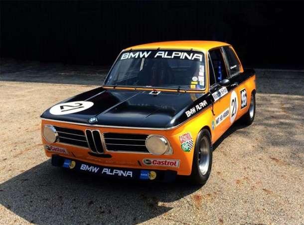 BMW Alpina 2002ti iz 1970-e