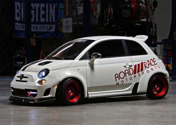 FIAT 500 by Road Race Motorsports sa 250 KS