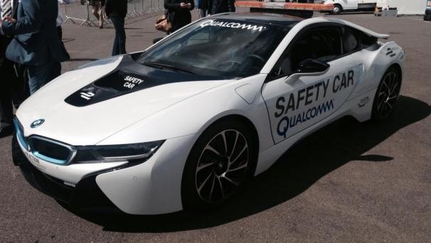 BMW i8 biće 'Safety Car' u Formula E šampionatu