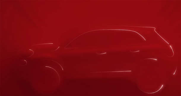 Fiat najavio model 500X