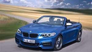Premijera: BMW serije 2 Convertible