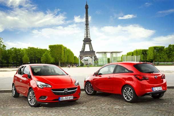 Nova Opel Corsa - svetska premijera u Parizu