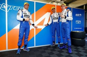 Renault tim ALPINE ponovo evropski prvak