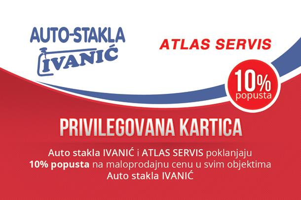 Saradnja Auto Stakla Ivanić i Atlas Servisa