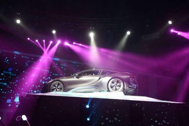 """""""BMW i"""" automobili predstavljeni u Kini"""