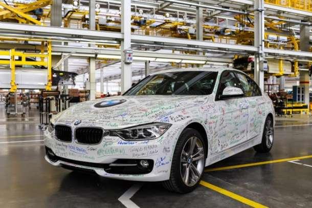 Prvi BMW iz Brazila!