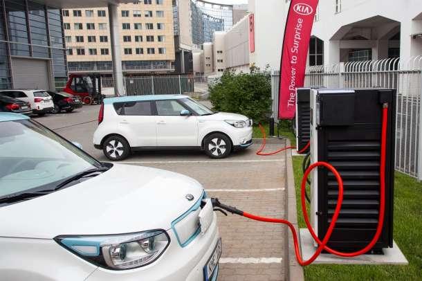 Kia po Evropi postavlja sopstvene stanice za brzo punjenje električnih vozila