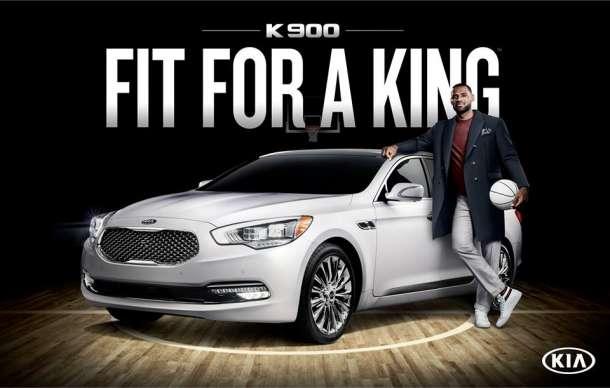NBA zvezda LeBron James postao ambasador Kia automobila
