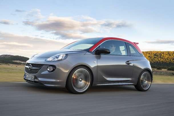 Opel ADAM S dostupan već od 18.690€