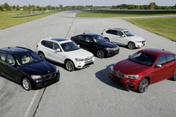 BMW proslavlja 15 godina X modela