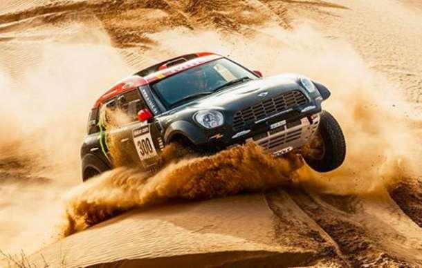 Čak osam MINI ALL4 Racing automobila na startu 2015 Dakar Rally-ja
