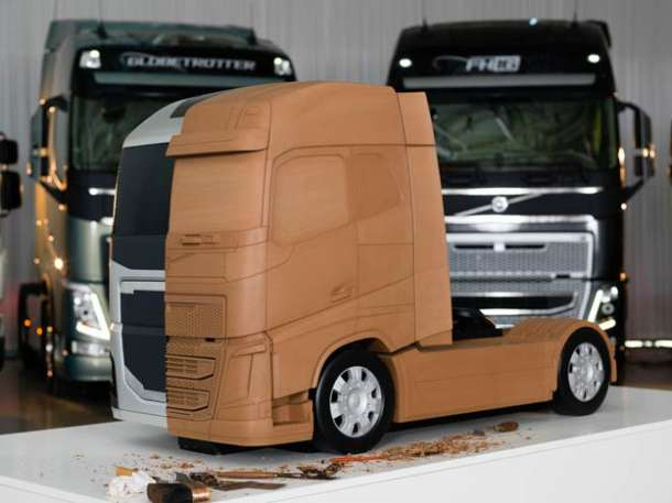 Volvo: Proces razvoja novog kamiona