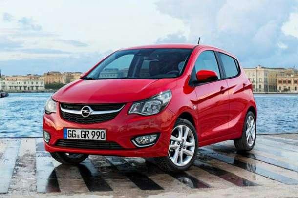 Novi Opel KARL!