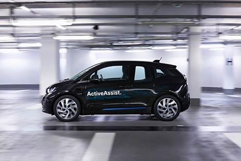 BMW inovacije na sajmu CES 2015