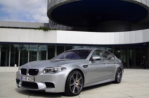 """""""Pure Metal Silver"""" – Najskuplja BMW boja ikada"""
