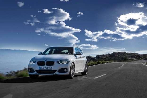 Nova BMW serija 1!