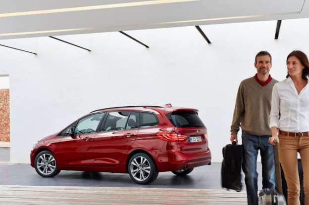 Svetska premijera: BMW serije 2 Gran Tourer!