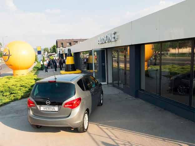Svečano otvoren novi Opel prodajno-servisni centar u Nišu
