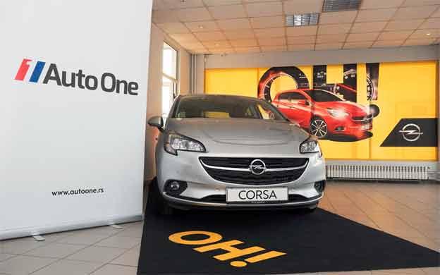 Opel Auto ONE