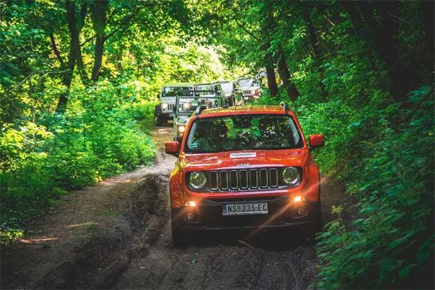 Jeep Renegade i prijatelji