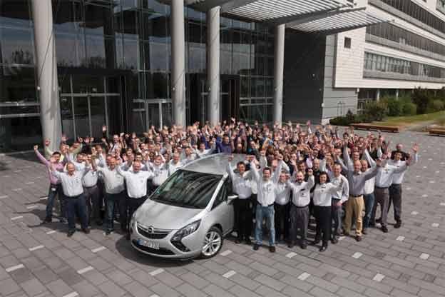 Opel i GM se zahvaljuju