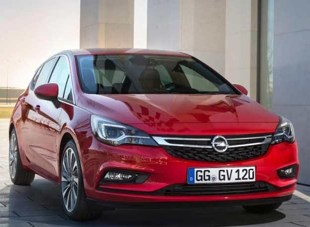 Elegantna, moderna, inovativna: Nova Opel Astra K