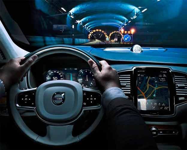 SENSUS navigacija u novom Volvo XC90