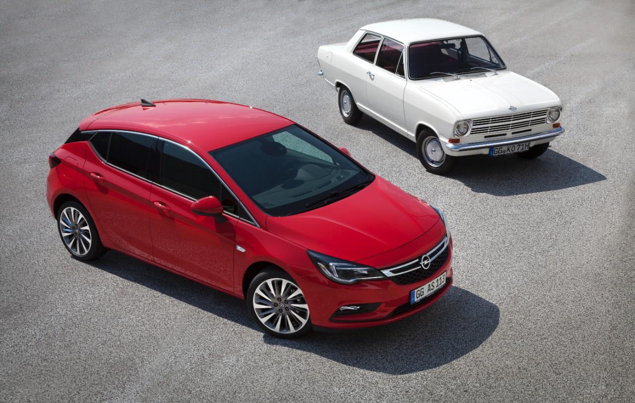 Opel Kadett B slavi 50. rođendan