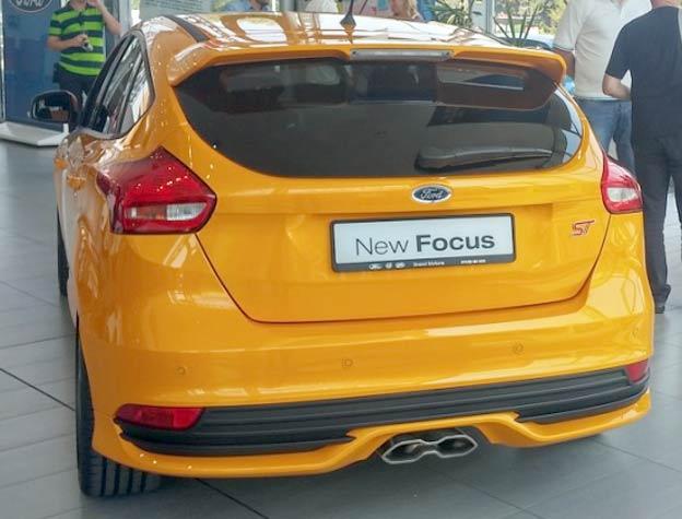 Ford Focus ST u Beogradu