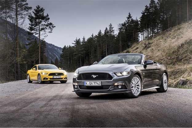 Ford Mustang prvi put dostupan u Srbiji!