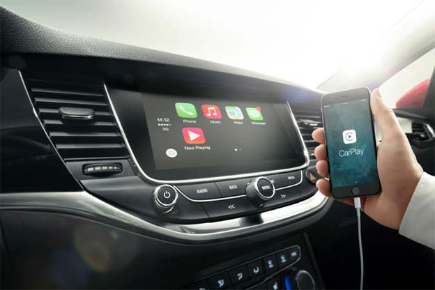 Nova Astra sa Opel OnStar i IntelliLink sistemima