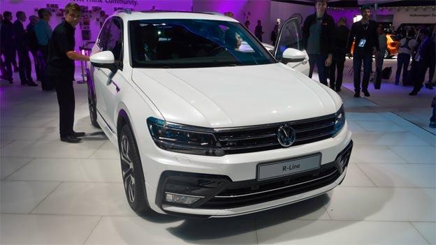 Novi VW Tiguan - svetska premijera na Salonu automobila IAA u Frankfurtu