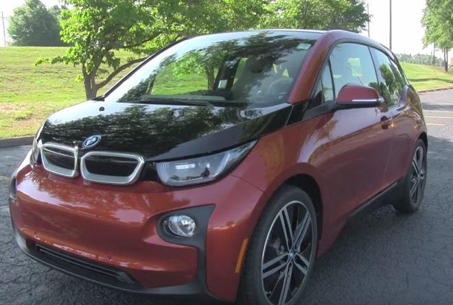 Novi BMW elektro-automobil