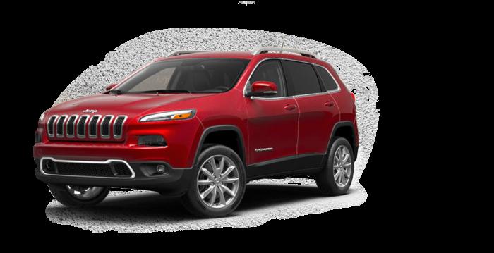 Novi Jeep Cherokee