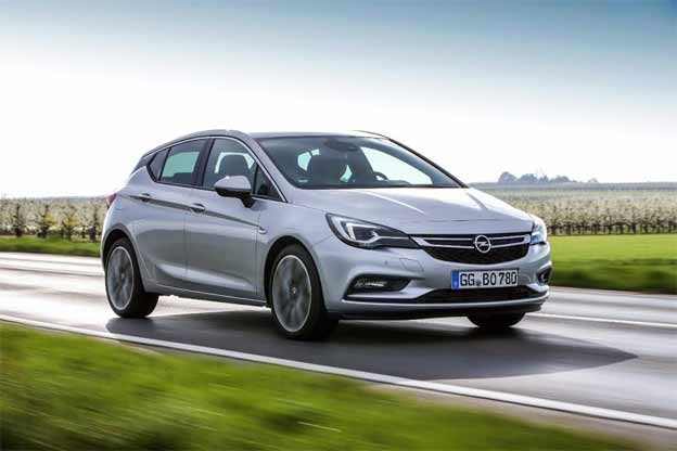 Nova Opel Astra Biturbo