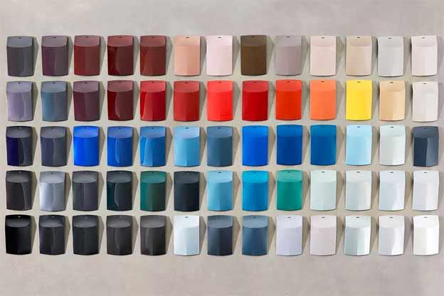 BASF auto boje