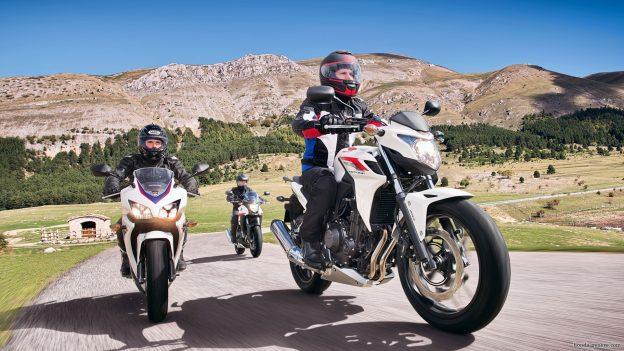 Honda motocikli