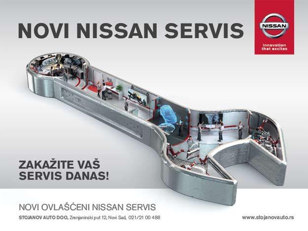 Nissan servis Novi-Sad AK Stojanov