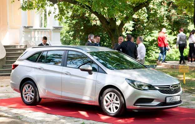 Nova Astra Sports Tourer stigla u Srbiju