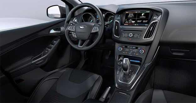 Novi Ford-Focus enterijer