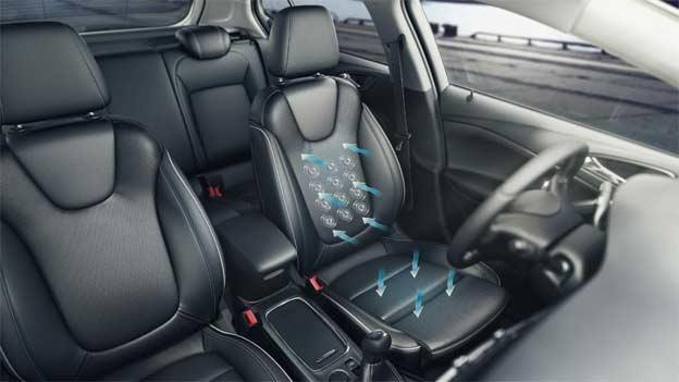 Mikro klima u novoj Opel Astri