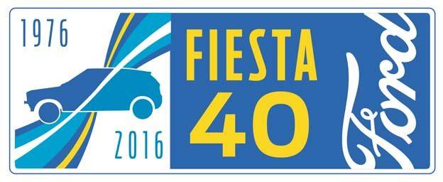 Ford Fiesta 40 godina