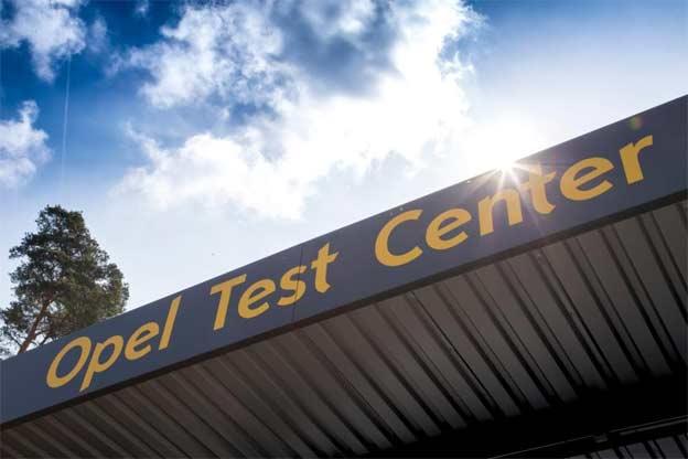 Opel Test centar