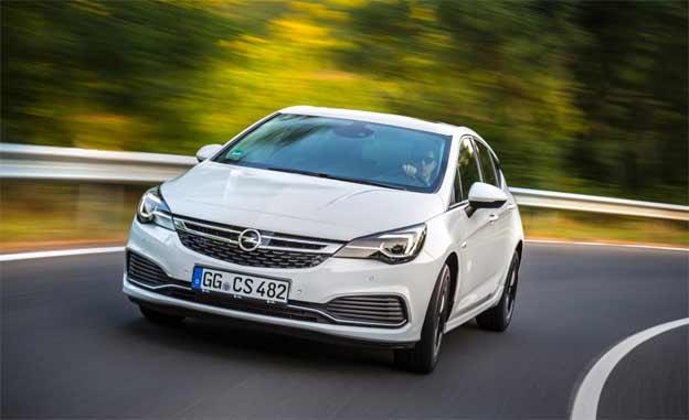 Nova Opel Astra OPC