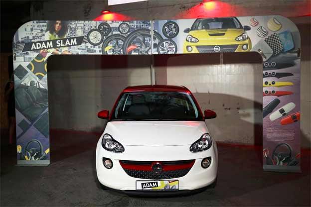 Opel ADAMYOURSELF
