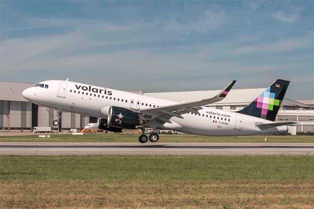 Airbus for volaris