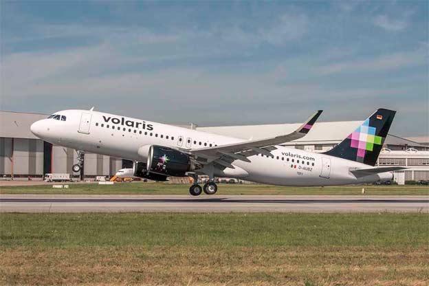 Airbus for volaris