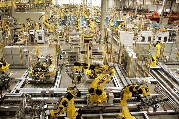 Kia fabrika u Meksiku