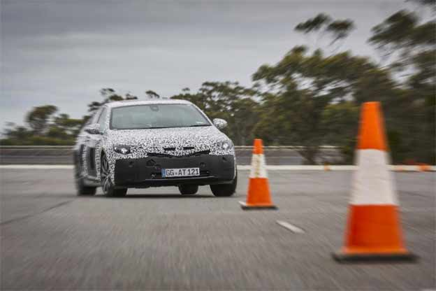 Nova Opel Insignija